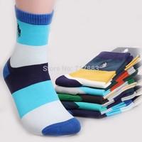 2014 NEW ARRIVAL Men Fashion Sports socks Cotton Brand business casual dress socks man,10pcs=5pairs/lot,free shipping