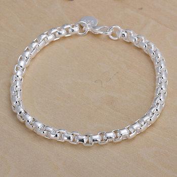 Горячая распродажа новый 2014 925 серебряные ювелирные изделия браслеты и браслеты ...