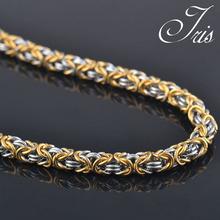 Men s vintgea 8 0mm 55cm big and heavy fancy 316L stainless steel chain necklaces fashion