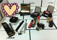 Chan Small boutique wholesale high quality brand makeup set  kit set Beauty cosmetics set  handbag 9 pcs set free shipping
