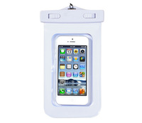Perfect Waterproof PVC Diving Bag Case Underwater Pouch For iPhone 4 4S 5 5S 5C For Samsung galaxy S3 S4 With Armband