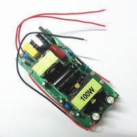 100W LED Power Supply Driver For 100 Watt High Power LED Light Lamp Bulb 85-265V