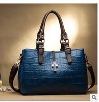 "Sell like hot cakes!New 2014 Fashion Desigual POLO Brand Handbags Genuine Leather Shoulder Bags ""Women Messenger Bag Handbag"