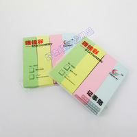 Note paper sticky multicolour n times stickers convenient stickers supplies stationery