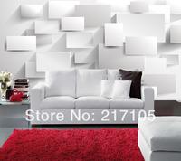 Free shipping 3D stereo box promenade walk wallpaper mural wallpaper wallpaper living room sofa bedroom TV backdrop