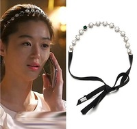 NEWS wholesale fashion women South Korean star style hair , headband, hair accessories, pearl  hairband