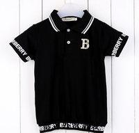 Children's short sleeve t-shirt boy's fashion t-shirt muti colour children's t-shirt Freeshipping