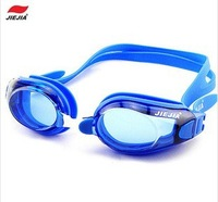 High Quality Plain JIEJIA Swimming Goggles Male Women's Child Anti-fog Line Waterproof HD Anti-fog Goggles