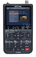 "Satlink WS-6902 3.5"" LCD Satellite Finder SAT Signal Meter DVB-S Spectrum Analyz WS 6902"