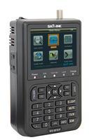 Satlink WS-6918P HD Digital Satellite Finder Meter WS6918P 8PSK DVB-S2/DVB-S Spectrum and Constellation Analyzer TV Receiver