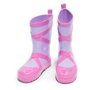 Ballet kidorable child rainboots cartoon rain boots