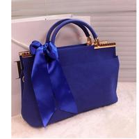 2014 chic style women messenger bag matte leather handbag women bags Lady Leather   Shoulder Bag designer KL-033