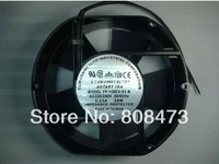 Free Shipping  Sankyo FP-108EX-S1-S 220V sleeve bearing cooling fan blower 17250 17CM 1750 170*150*50MM AC FAN