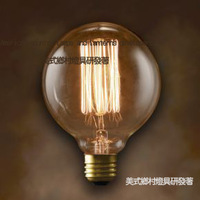 Edison Retro G125 Light Bulb nostalgia decorative lighting creative personality of Dragon Ball G125