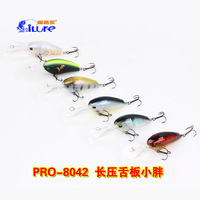 Fishing Lure i Lure  Wobblers Crank Bait 14.3g/56mm VMC Hooks PRO-8042 5pcs/lot Artificical Bait