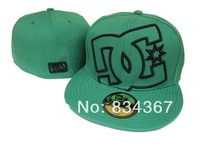 Hot sale Free shipping Fashion DC letters Snapback hats hip-hop basketball baseball football Embroidery caps (20 styles)