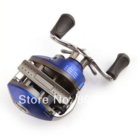 10+1 Ball 6.3:1 Right Hand Bait Casting Fishing Reels Bait casting Reel Blue