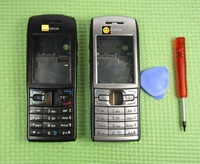 FOR NOKIA E50  Cell phone case can be equipped with a full set of high-quality buttons + disassemble toolT 086