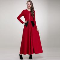 2014 spring New style FIVE style wearing fashion women abaya islamic muslim dress