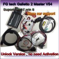 2015FG V54 Auto ECU programmer 2014 latest version  FGTech Galletto 4Master BDM-TriCore-OBD FG V54  BDM-TriCore-OBD BDM function