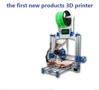Free shipping 3d printer DIY kits installed kludge reprap prusa i3 3d printer