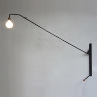 Jean Prouve Potence Wall Light cantilever wall design