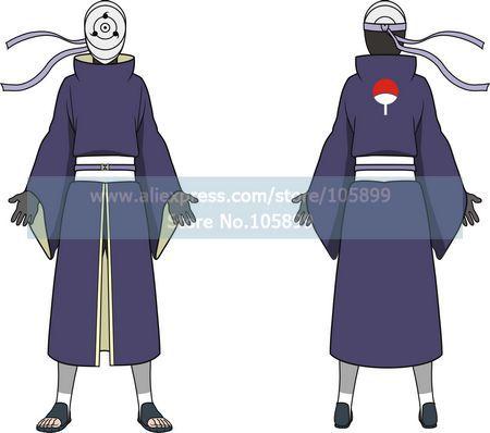 Naruto Uchiha Madara Rinnegan Cosplay Costume China  Mainland  Uchiha Madara Rinnegan Cosplay