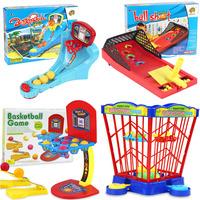 Child desktop parent-child mini shooting machine baby toy 1 - 2 - 3 educational toys Children's Gifts
