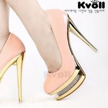 popular glass platform shoes