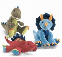 Baby  educational toys stegosaur Dinosaur dolls plush