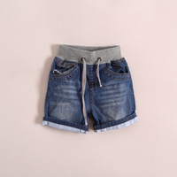 Wholesale 6pcs/lot fashion summer girls shorts, good quality denim shorts, children pants