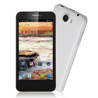 CUBOT P5 Smartphone Android 4.2 MTK6572 Dual Core 4.5 Inch IPS QHD Screen 3G - White