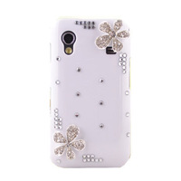 Crystal Diamond Case for Samsung Galaxy Ace S5830 S5830i Mobile Phone Durable Cover  Drop Shipping