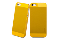 Luxury Hard Case for iPhone 5 5S 5G  Back Cover for iPhone 5s with PU Skin Free Shipping