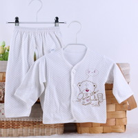 Newborn underwear set newborn baby clothes 0 - 3 months old 100% cotton clothes baby sleepwear