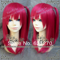 Free shipping@@@Magi The Labyrinth of Magic Morgiana roseate Cosplay wig Party wig