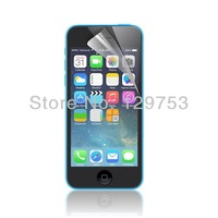 2pcs/lot High Quality Clear LCD Screen Protector (Front Screen ) for iPhone 5/5S/5C ,free shipping