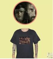 Classic TV drama The walking dead The movie theme avatars Men's short sleeve T-shirt