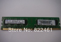 Free shipping Original  1G DDR2 667 PC2-5300 PC Memory