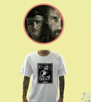 Classic TV drama The walking dead The movie theme The governor Men's short sleeve T-shirt