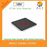 Lattice Semiconductor M4A3-128/64-10VNC IC CPLD ISP 4A 128MC 100TQFP
