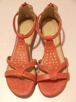 New 2014 Women's shoes sandals rivet