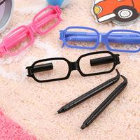 Korea stationery 3039a glasses picture frame style pen ballpoint pen prize ballpoint pen