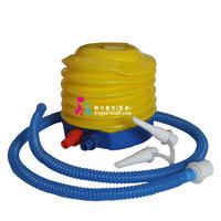 800cc foot pump foot air pump foot pump 3 gas nozzle swim ring vaporised pump
