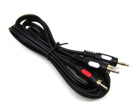 3.5 2 lotus audio cable 3.5 mdash . rca line 1.8 meters gold plated advanced audio cable