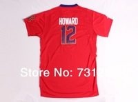 2014  West star Red  Basketball Jersey    Free  Shipping