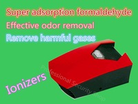Free shipping anion  Air purifier Home and car with super adsorptionof formaldehyde Active carbon filter