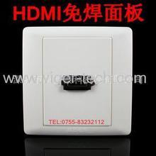 popular hdmi wall socket