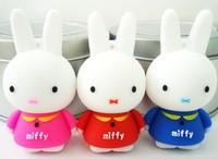 10pcs/lot,Cute rabbit TRUE100% usb flash drive 2GB 4GB 8GB 16GB 32gb usb thumb pen drive usb stick Rabbit,UF42