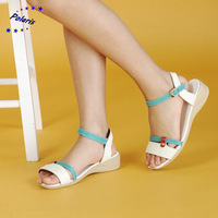 Женские сандалии Genuine Leather Fashion High Heel Summer Women Classics Sandals Women Shoes Sandals SS048